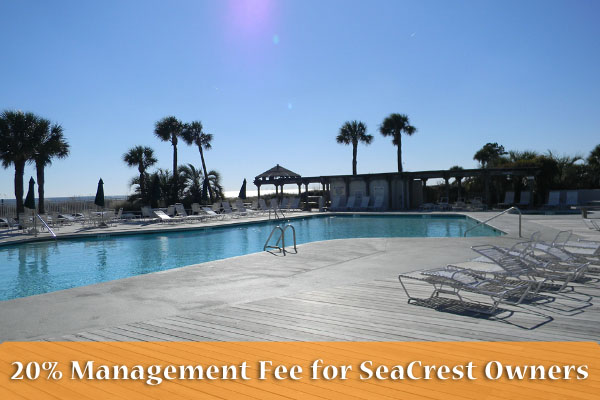 SeaCrest Hilton Head Outdoor Pool